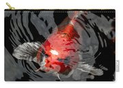 Koi Making Waves Carry-all Pouch