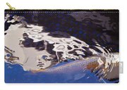 Koi Pond Abstract Carry-all Pouch
