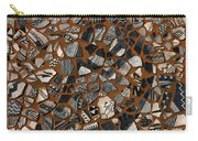 Kokopelli Carry-all Pouch by Jerry McElroy