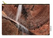 Kolob Canyons Falling Waters Carry-all Pouch