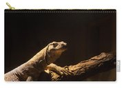 Komodo Dragon Poising Carry-all Pouch