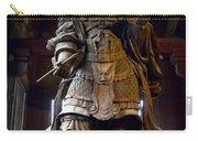 Komokuten Guardian King - Nara Japan Carry-all Pouch