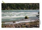 Kootenai Falls Montana Carry-all Pouch