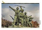 Korean War Veterans Memorial South Korea Carry-all Pouch