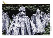 Korean War Veterans Memorial Washington Carry-all Pouch