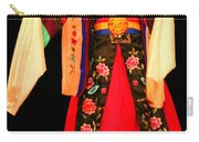 Korean Woman Dancer Carry-all Pouch