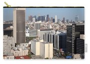 Koreatown Area Of Los Angeles California Carry-all Pouch