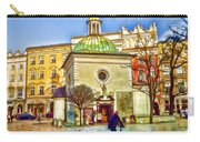 Krakow Main Square Old Town  Carry-all Pouch