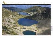 Kremenski Lakes Pirin National Park Bulgaria  Carry-all Pouch
