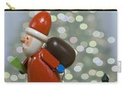Kris Kringle Carry-all Pouch by Juli Scalzi