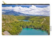 Krka River National Park Canyon Carry-all Pouch