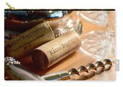 Krupp Brothers Uncorked Carry-all Pouch