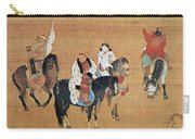 Kublai Khan Hunting Carry-all Pouch