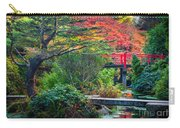 Kubota Gardens In Autumn Carry-all Pouch