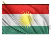 Kurdistan Flag Carry-all Pouch