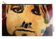 Kurt Cobain 3 Carry-all Pouch