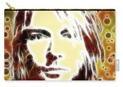 Kurt Cobain Digital Painting Carry-all Pouch