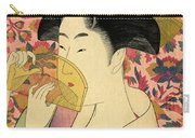 Kushi Woman Carry-all Pouch