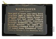 Ky-1754 Whitehaven Carry-all Pouch