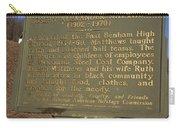 Ky-1995 Joseph Alexander Matthews 1902-1970 Carry-all Pouch