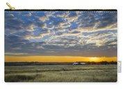 Kyle Barn Sunrise Carry-all Pouch