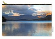 On The Banks Of Kylemore Lake Carry-all Pouch