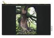 Kyoto Temple Tree Carry-all Pouch