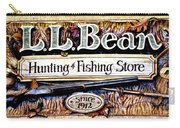 L. L. Bean Hunting And Fishing Store Since 1912 Carry-all Pouch