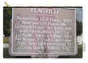 La-021 Flagville Carry-all Pouch