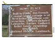 La-022 Home Place Carry-all Pouch