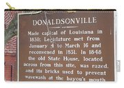 La-032 Donaldsonville Carry-all Pouch