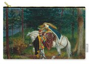 La Bella Dame Sans Merci Carry-all Pouch