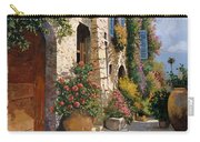 La Bella Strada Carry-all Pouch by Guido Borelli