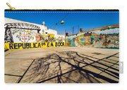 La Boca Graffiti Carry-all Pouch