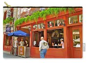 La Cage Aux Sports In Old Montreal-quebec Carry-all Pouch