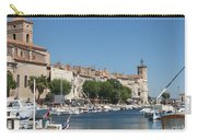 La Ciotat Harbor Carry-all Pouch