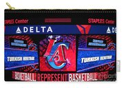 La Clippers Turkish Heritage Carry-all Pouch by RJ Aguilar