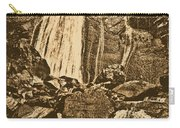 La Coca Falls El Yunque National Rainforest Puerto Rico Prints Rustic Carry-all Pouch