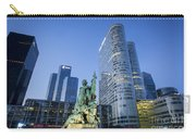 La Defense Memorial Carry-all Pouch by Brian Jannsen