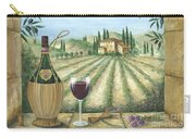 La Dolce Vita Carry-all Pouch by Marilyn Dunlap