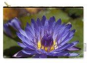 La Fleur De Lotus - Star Of Zanzibar Tropical Water Lily Carry-all Pouch
