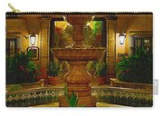 La Fuente At Tlaquepaque Carry-all Pouch