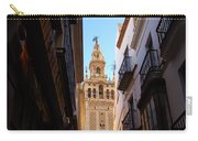 La Giralda - Seville Spain  Carry-all Pouch