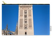 La Giralda Bell Tower In Seville Carry-all Pouch