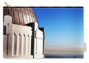 La Griffith Observatory Afternoon Carry-all Pouch