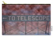 La Griffith Observatory To Telescope Carry-all Pouch