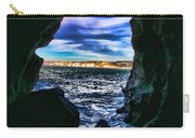 La Jolla Cave By Diana Sainz Carry-all Pouch