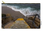 La Jolla Stairs 2 Carry-all Pouch