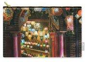 La Lamparareia En La Noche Albacin Granada Carry-all Pouch by Richard Harpum