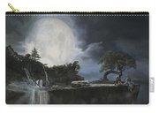 La Luna Bianca Carry-all Pouch